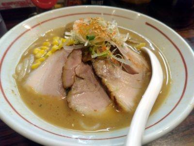 あけどや味噌ら~麺
